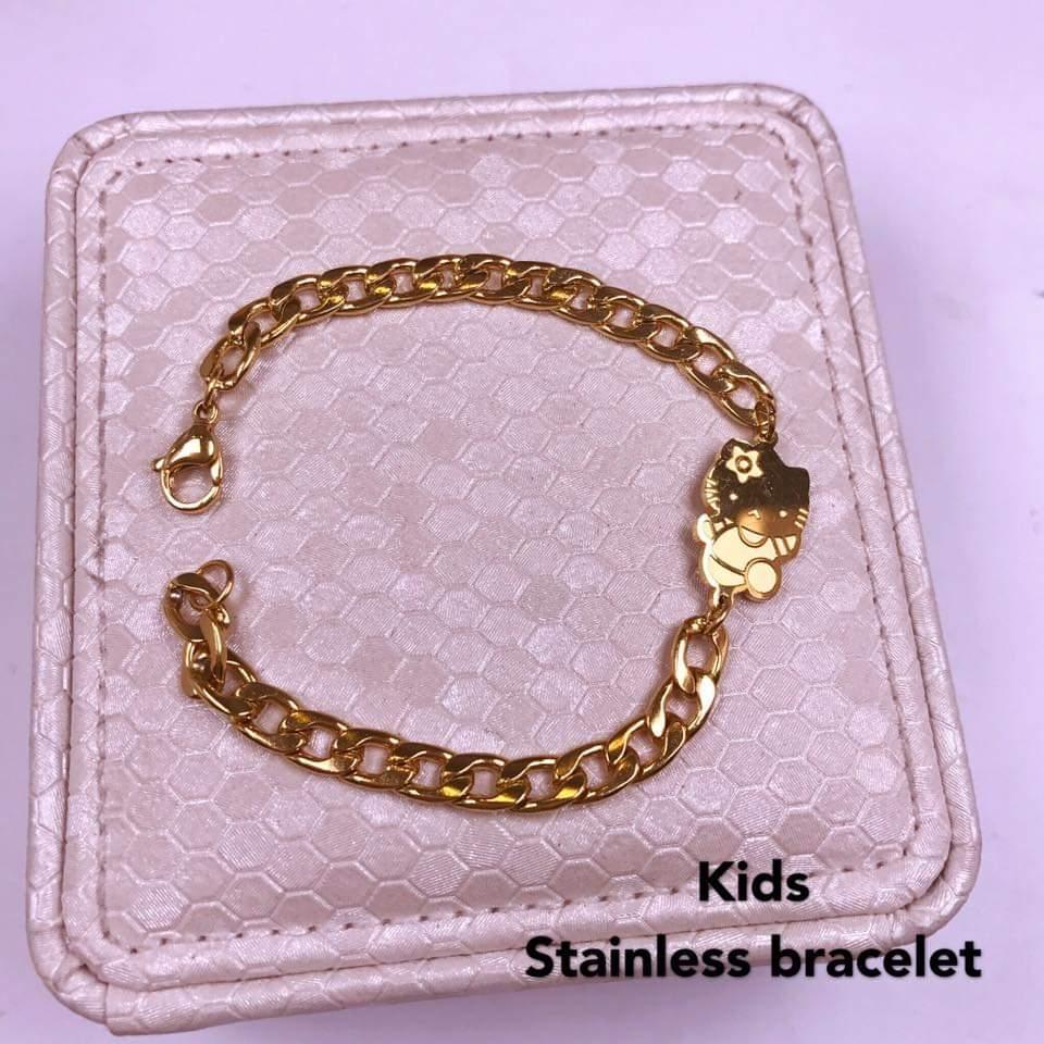 Kids Stainless Bracelet By Bestmart.