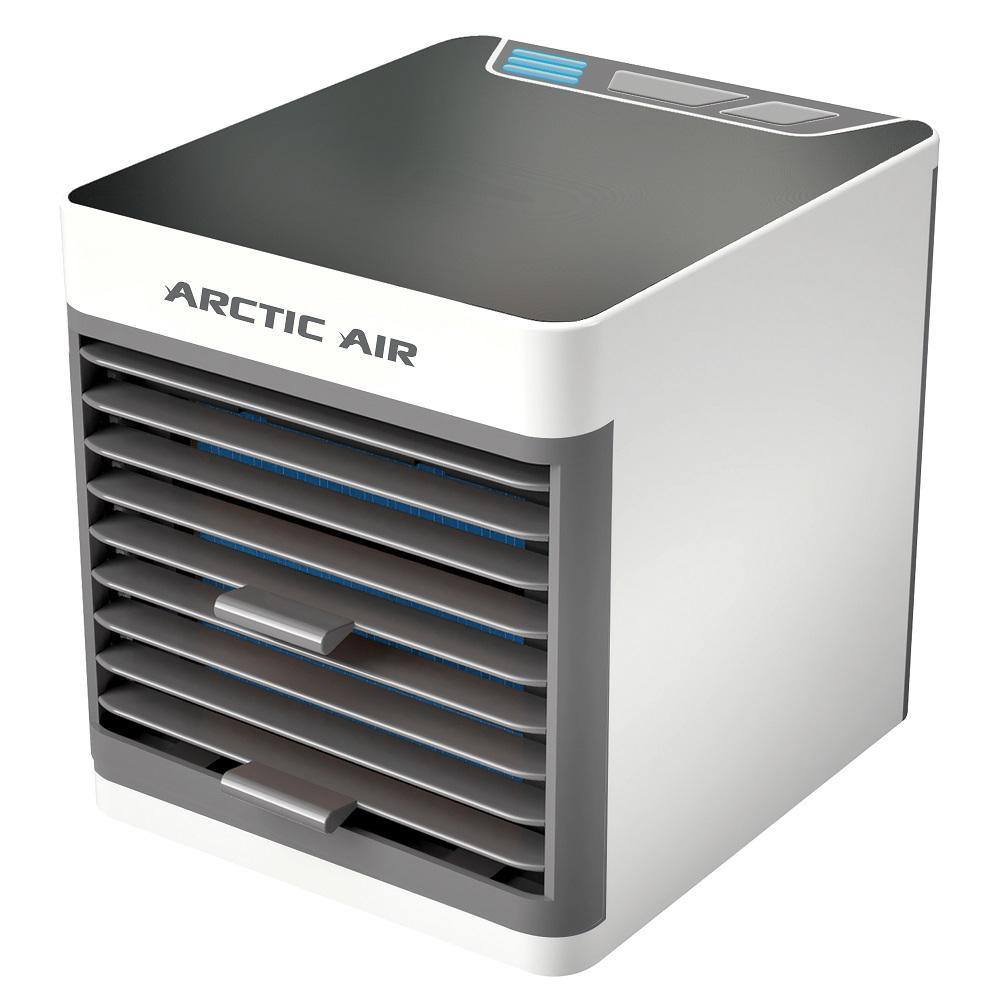 {DAVID SY} New Arctic Personal Air Cooler,Summer Water Cooling Fan Air  Conditioner Fan