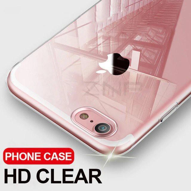 ab0a694cff9 HD iPhone 5 5S 6 6S 7 8 Plus X XS Transparent Clear Case AIM Soft