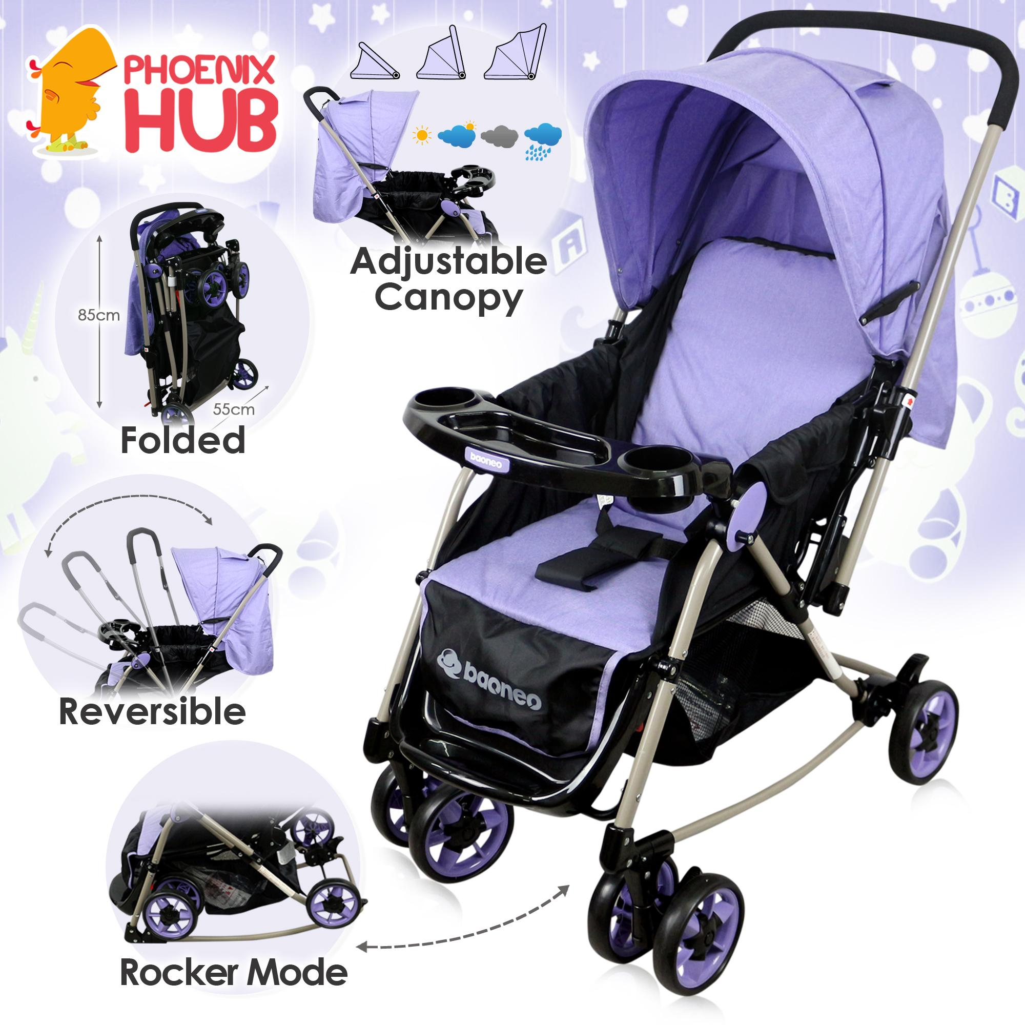 Phoenix Hub S32 Baoneo Stroller Rocker Pocket Stroller Pockit Pushchair Food Tray High Quality Portable Stroller Multi Function Baby Travel System By Phoenix Hub.