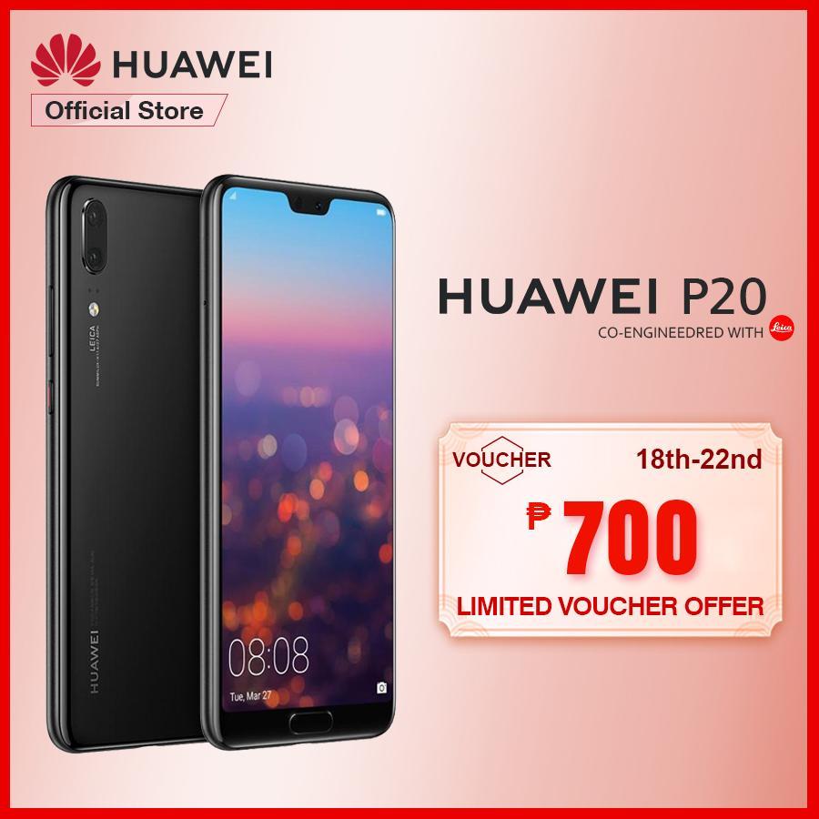 Huawei P20 4GB 128GB Octa Core