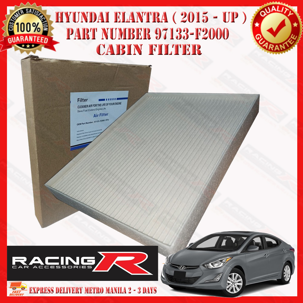 Cabin Filter  40 F40  Fitted for HYUNDAI Elantra  40   40    Car Accessories  40 40 40 40 40