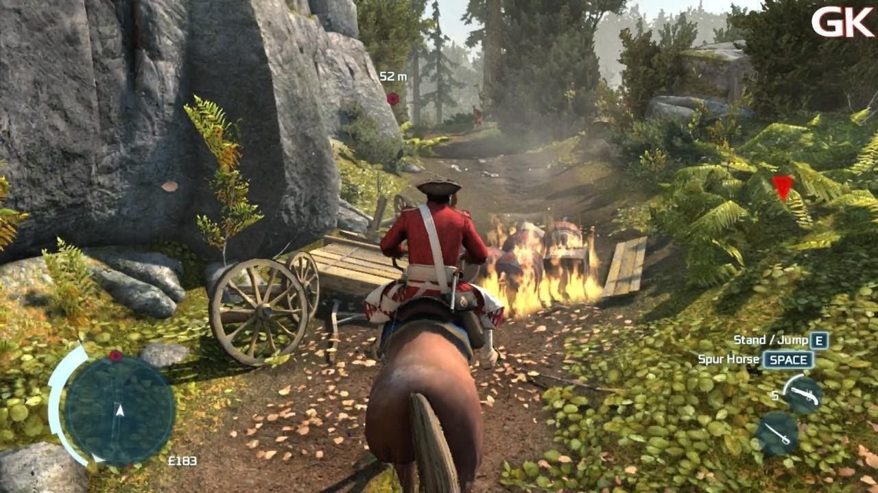 Assassins Creed 3 Remastered Assassins Creed Iii Remastered Pc