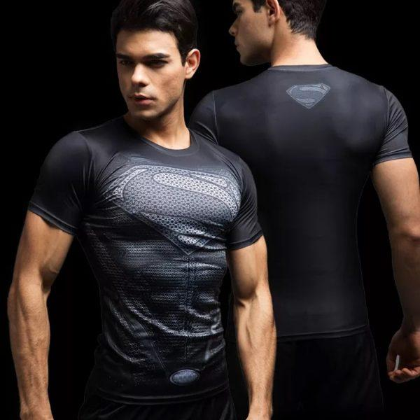 a9dae5266 Clearance,BIG LOSE MONEY SELL ! Random Ship Short sleeve LONGG SLEEVE  Superhero T shirt