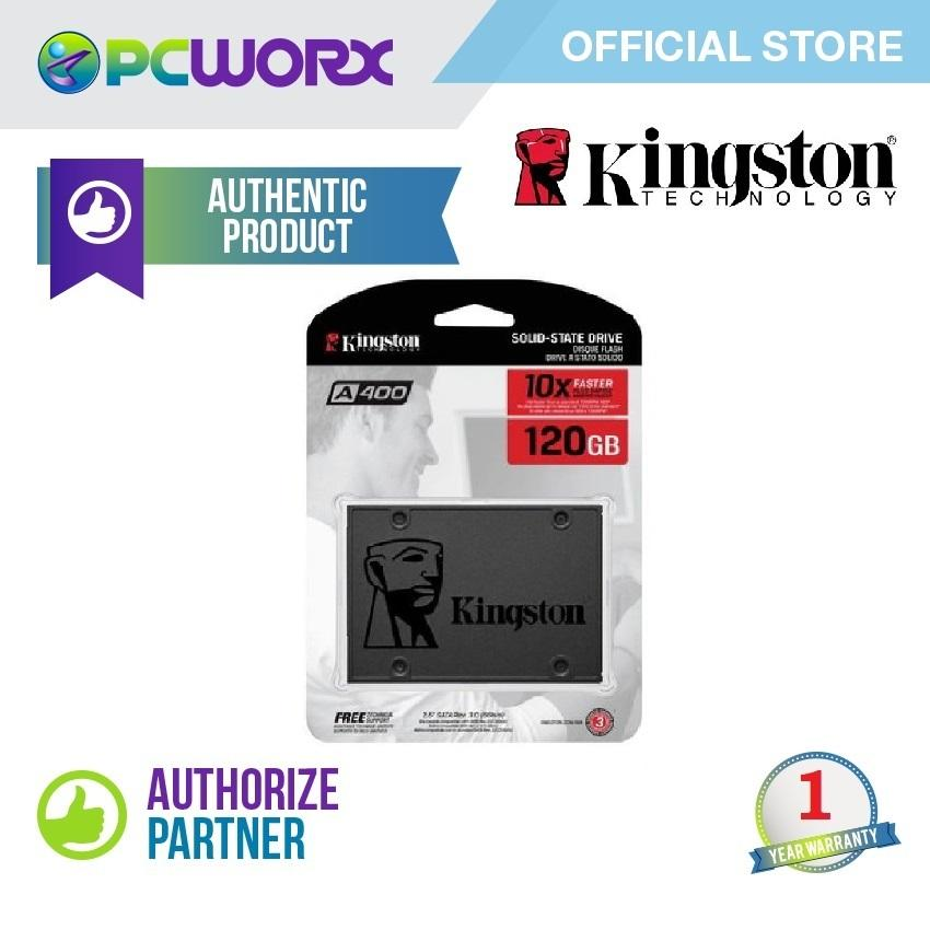 Kingston A400 120GB SSD SATA3 2 5