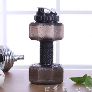 2.2 L Dumbbells Portable Large Water Bottle Dumbbells Weightlifting Fitness Gym Comprehensive Exercise Equipment thumbnail
