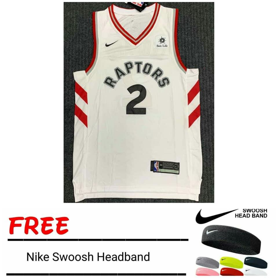 outlet store e57d8 5fb42 Kawhi Leonard Toronto Raptors Jersey