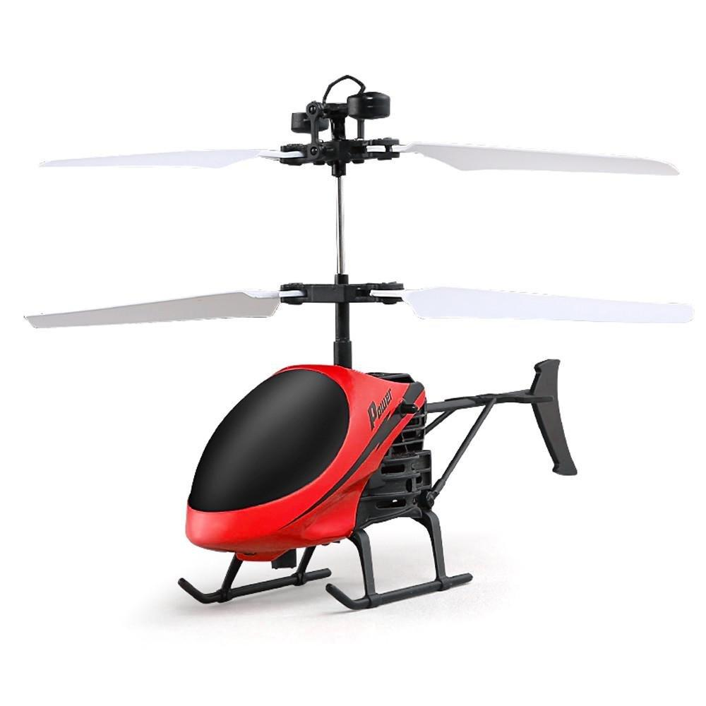 Induction Aircraft Helicopter Red By Playclubph.