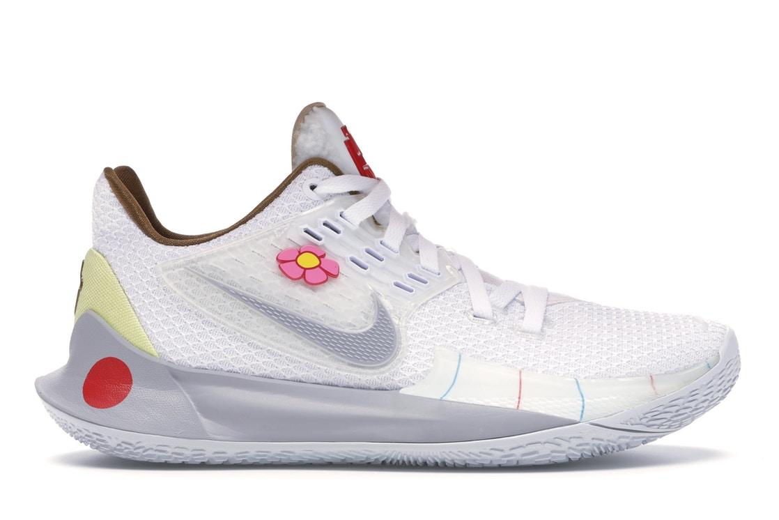 Nike Kyrie 5 (White brown)Spongebob X