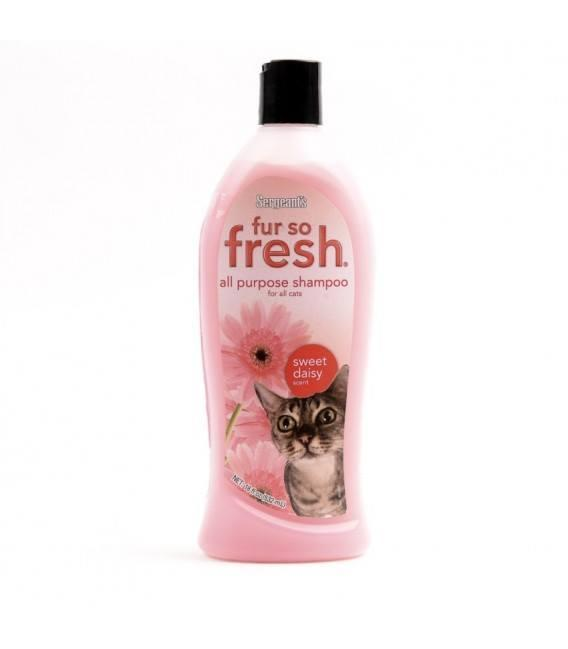 Sergeants Fur So Fresh Sweet Daisy 532ml Cat Shampoo By Pet Co..