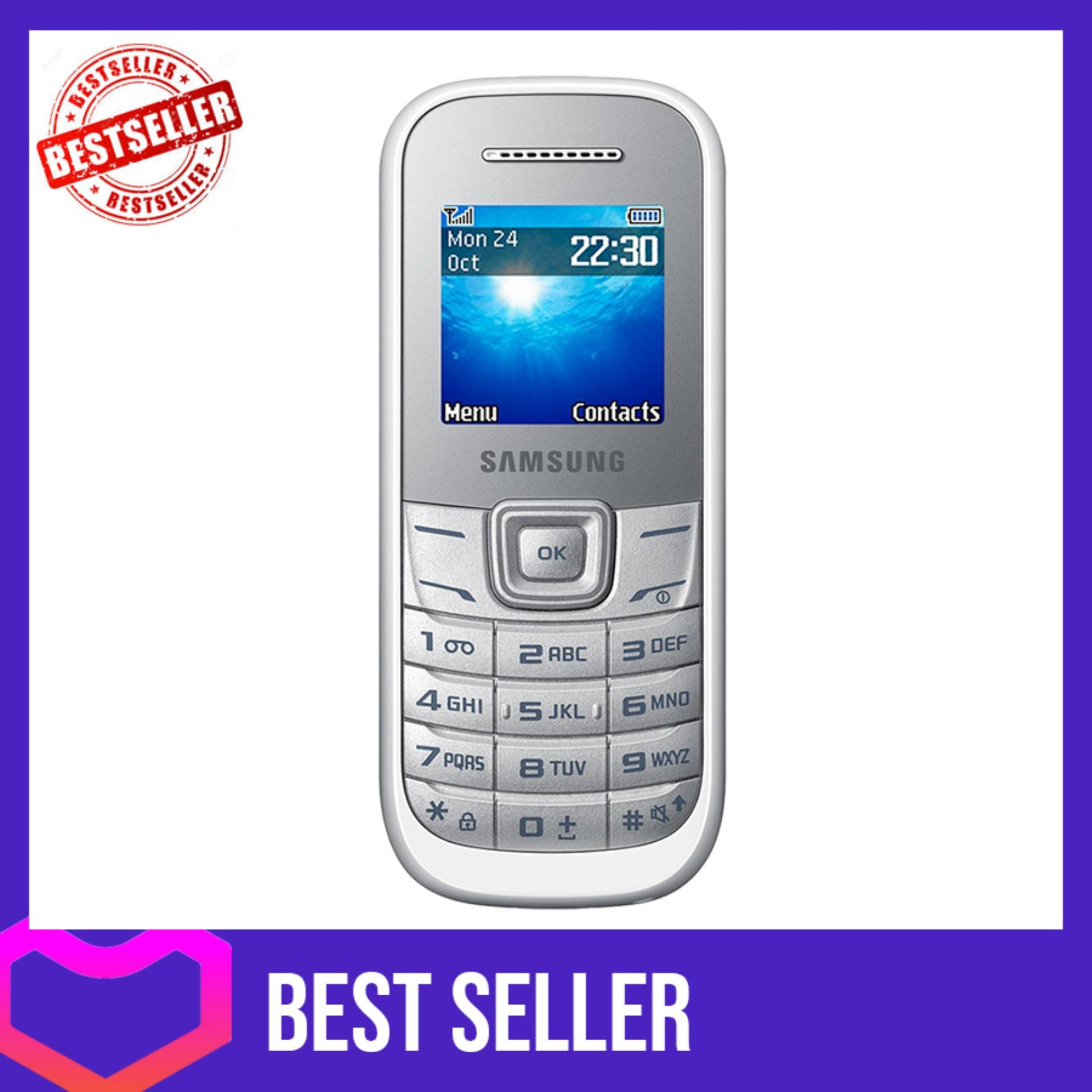Samsung Keystone 2 E1205 Dual Sim Mobile Phone Grey By Better Goods.