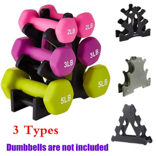 Kids Children Exercise Home Sports Weight Training Body Building Weightlifting Weight Lifting Dumbbell Rack Fitness Equipment Hex Dumbbells thumbnail