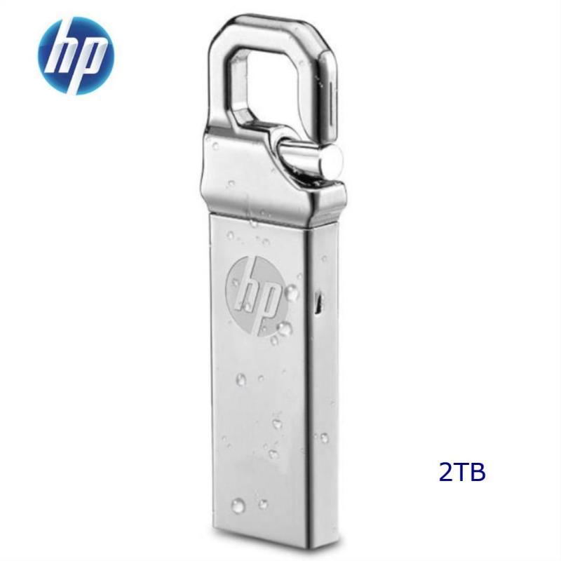 Giá HP 1TB 3.0 Ổ USB Flash Lưu Trữ Lớn Flash Drive Kim Loại Không Thấm Nước Tốc Độ Cao U Đĩa