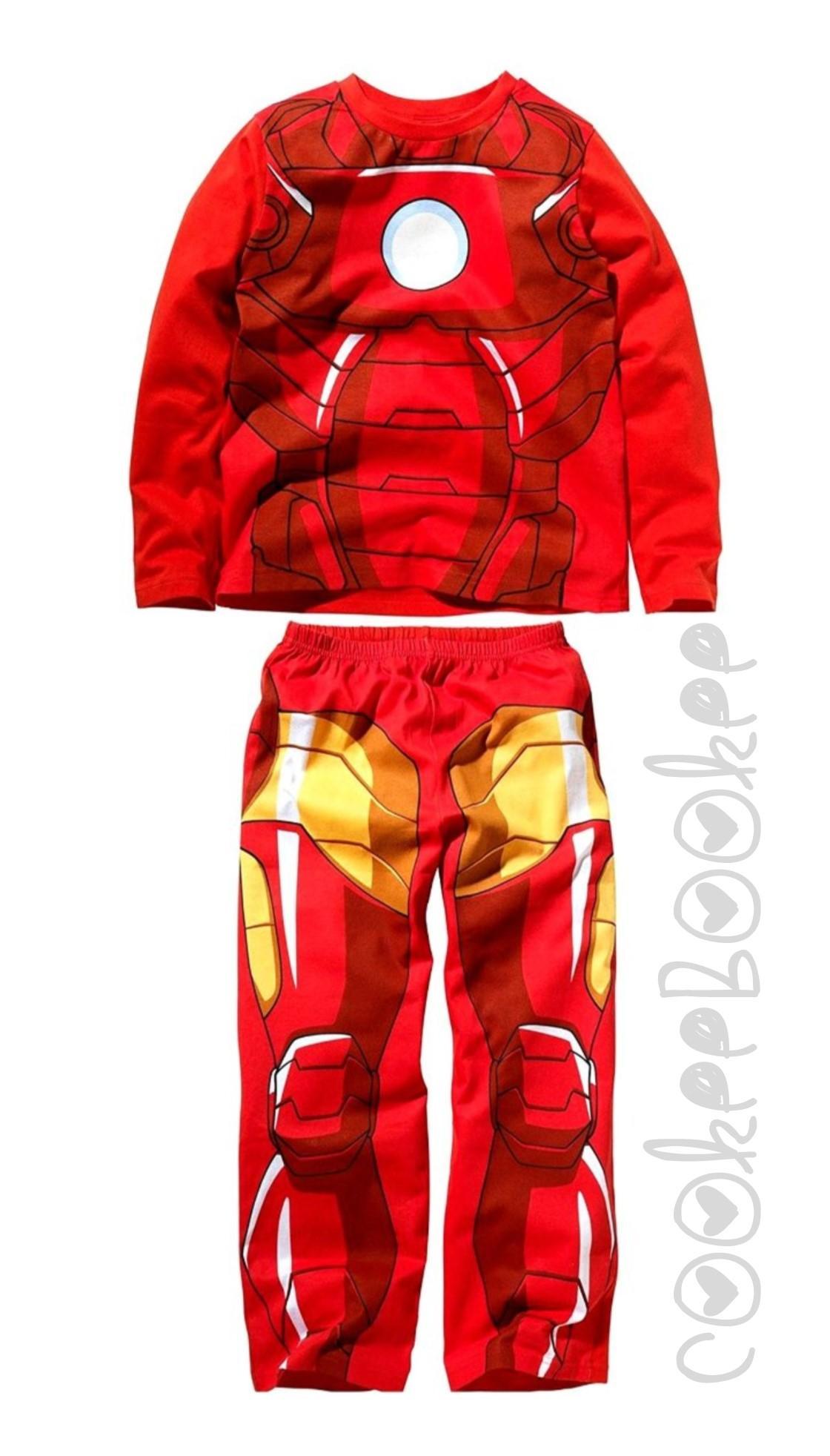 Iron Man Animated Basic Costume Child Size 7-8