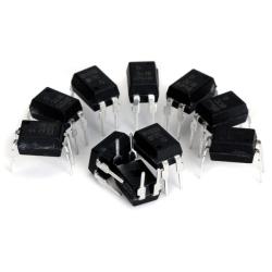 10 Pcs DIP-4 817C Optocoupler IC