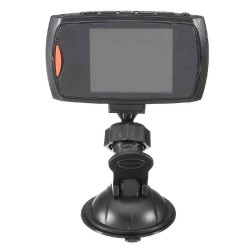 1080P HD Wide Angle Dual Lens Car Auto DVR Recorder G-sensor Cycle Record - intl