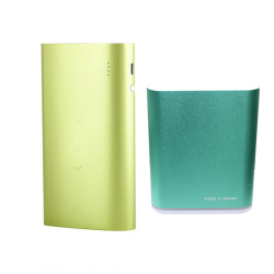 13000mAh Powerbank with 10400mAh Powerbank