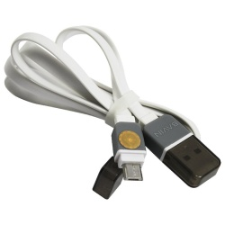 1M Usb Cable For Samsung/Sony Xperia (White)