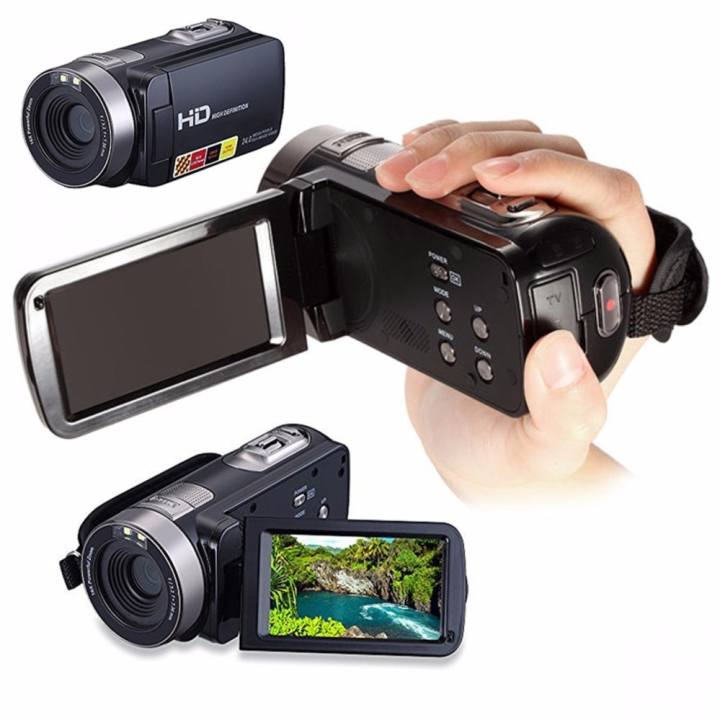 24MP 16X Powerful Zoom HD Digital Video Camera Recorder