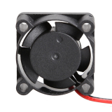 2510S 5V Cooler Brushless DC Fan 25*10mm Mini Cooling Radiator - thumbnail 2