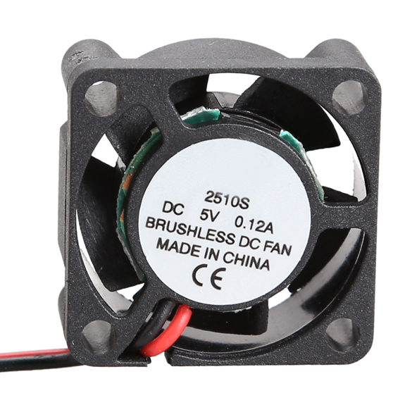 2510S 5V Cooler Brushless DC Fan 25*10mm Mini Cooling Radiator product preview, discount at cheapest price