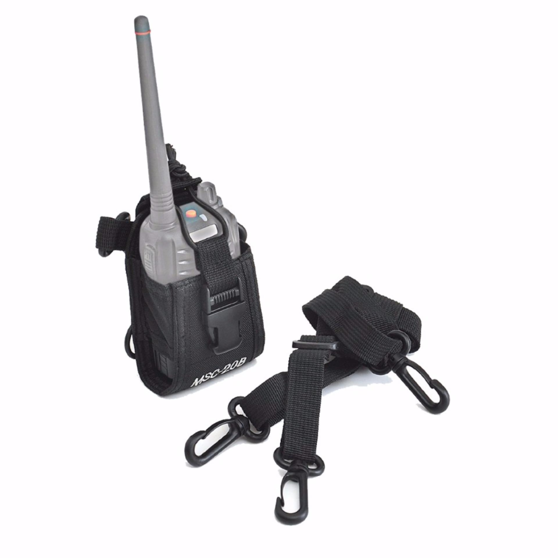 Radio Case Holder for H777 Baofeng 666S//888S Kenwood Yaesu Motorola GP338