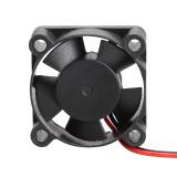 3010S 12V Cooler Brushless DC Fan 30x10mm Mini Cooling Radiator - thumbnail 1