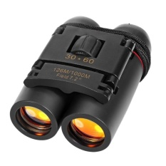 30x60 Zoom Outdoor Travel Folding Day Night Vision Binoculars Telescope Climb - Intl By Colorful Heart.