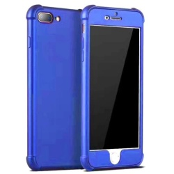 360 Shockproof Case for iPhone 6 Plus/6s Plus (blue)
