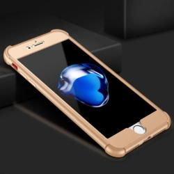 360 Shockproof Case for iPhone 6 Plus/6s Plus (gold)