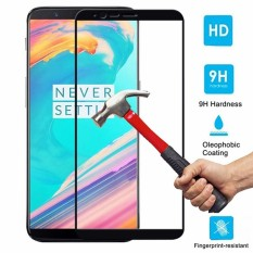 3D Curved Soft Edge Tempered Glass For OnePlus 5T Full Cover Screen Protector Film For One
