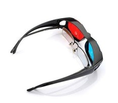 b353a994d1a 3D Glasses Direct-3D Glasses - 3D Vision Ultimate Anaglyph 3D Glasses -  Made To