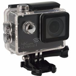 "4K Wifi Action Camera 2.0"" Ultra HD 24fps"