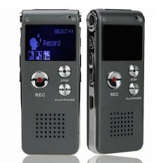 BPFAIR_8GB Digital Audio Voice Recorder Rechargeable Dictaphone Telephone MP3 Player Free shipping