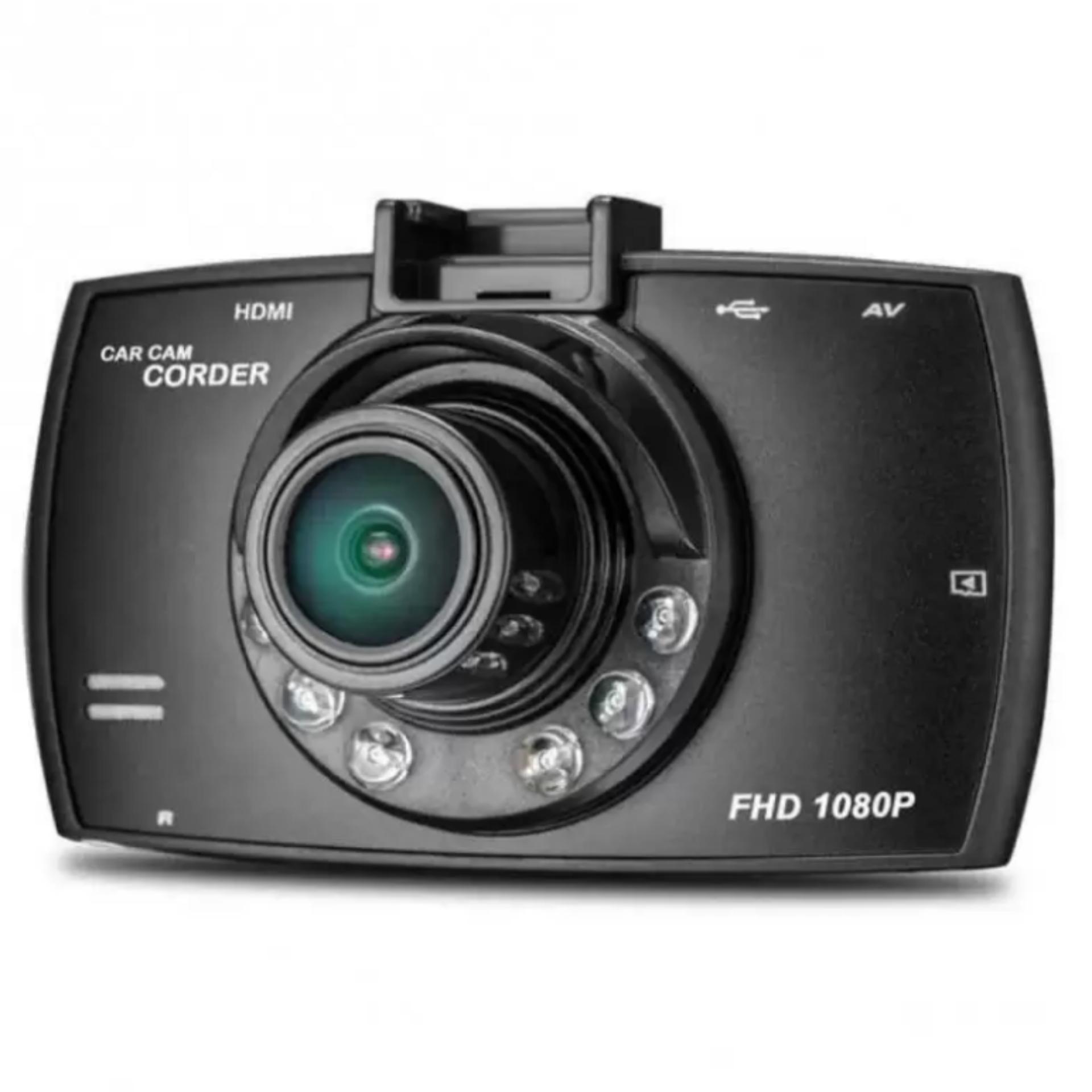 """A-K Excellence 1080P 2.7"""" G030 170 Degree Wide Angle G-sensor Car DVR Dash Camera Camcorder"""