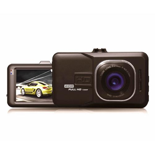 "A-K Excellence Night Vision Full HD 1080P 3.0 ""Car DVR Dash Cam G Sensor Auto Black Box  AK-6116"