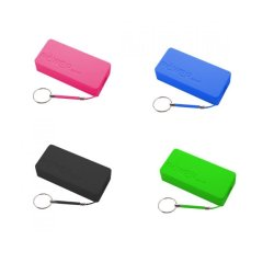 A5 5600 mAh Powerbank Set of 4 (Multicolor)