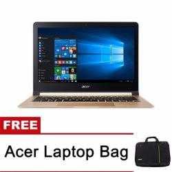 Acer Swift 7 SF713-51-M7ER Intel Core i5 Windows 10 Laptop (Black & Gold)