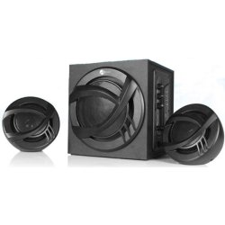 Across SD-7158AU Great Versatile SD+USB MP3 Subwoofer System