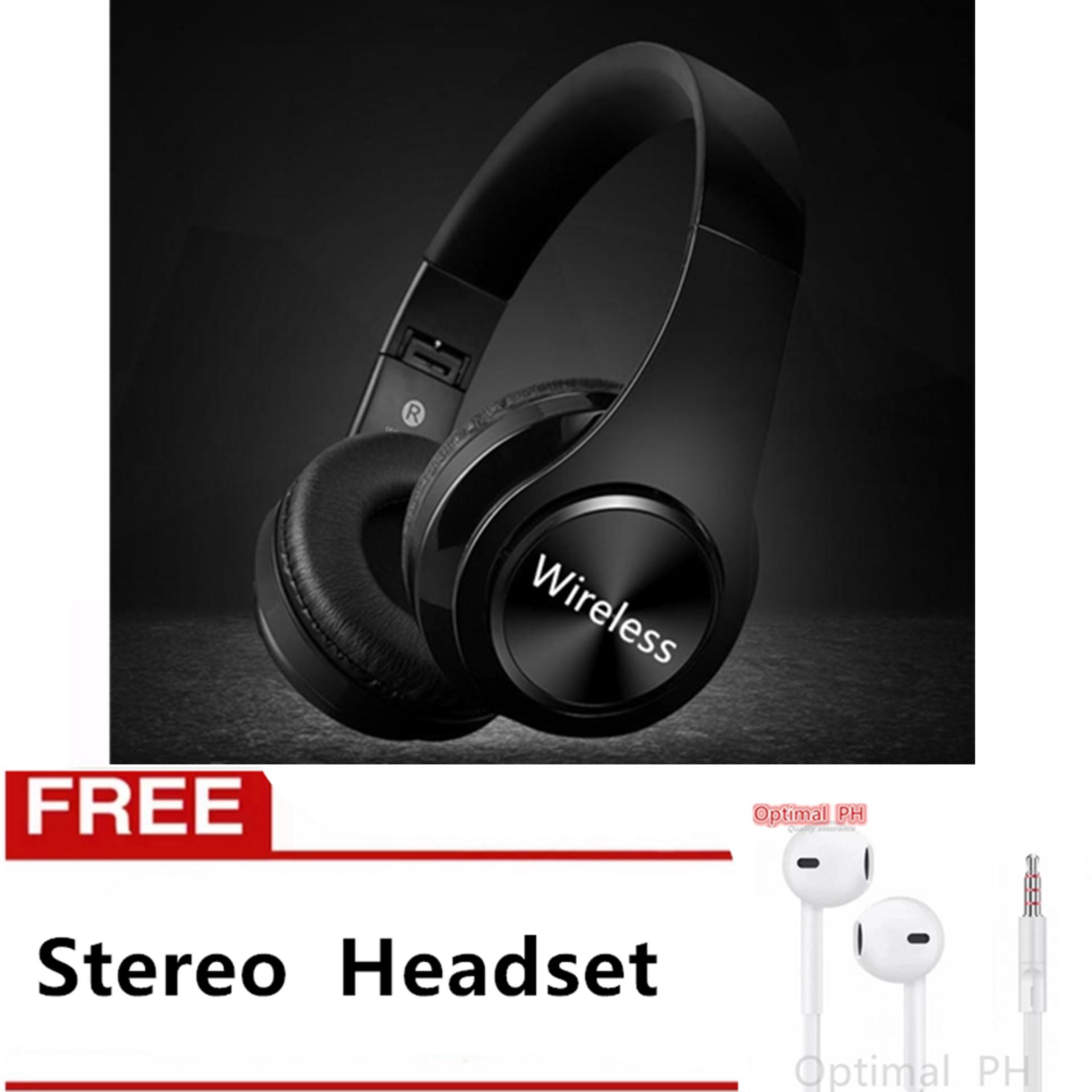 Buy Sell Cheapest Ak Bluetooth Stereo Best Quality Product Deals Headset Jbll Jbl 424 Black Free Universal