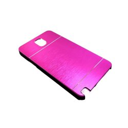 Aluminum Metal Case for Samsung Galaxy Note 3 (Deep Pink)