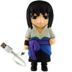 ANIME ZONE Naruto Shippuden Rogue Ninja Sasuke Uchiha 8800 mAh Cool Chibi  Power Bank