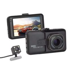 aoyou Full HD 1080P Dual Dash Cam Camera Hands-Free Night Vision Car Recorder DVR