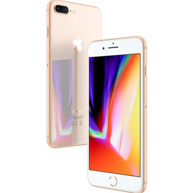 Apple iPhone 8 Plus 256GB (Gold)