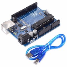 Arduino Uno R3 Motherboard with USB CABLE