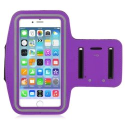 Arm Band for iPhone 6 Plus/6s Plus (Purple)