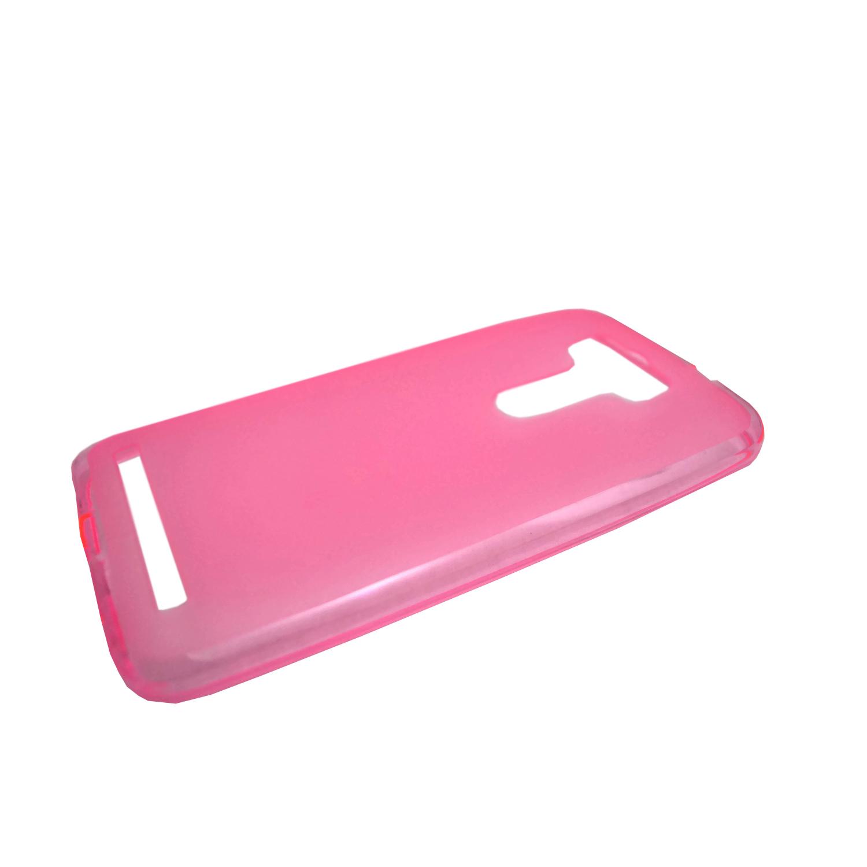 Asus Zenfone 2 Laser Ze500KL TPU Gel (Pink)
