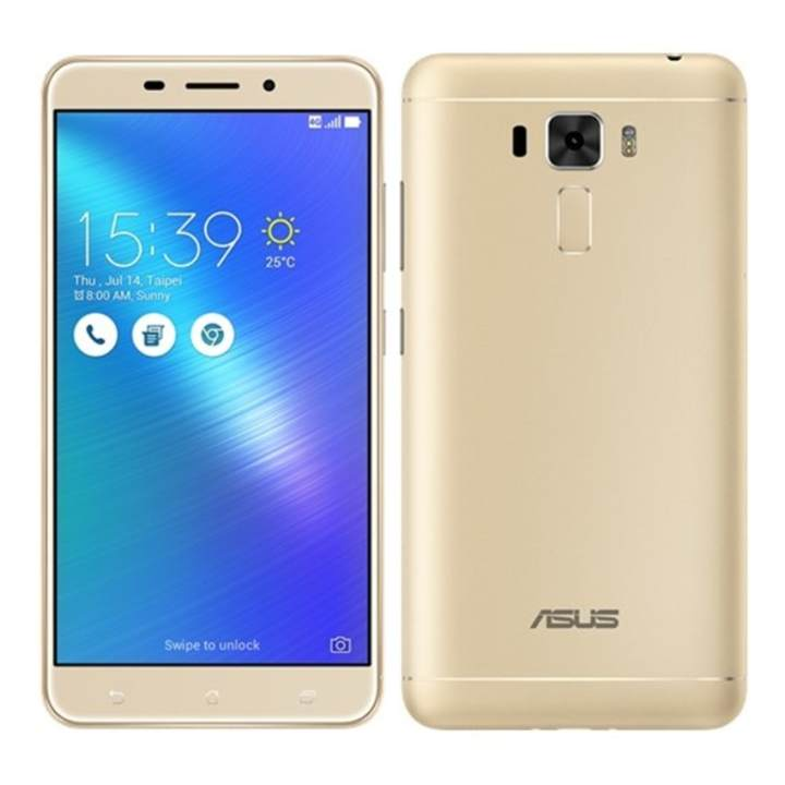 Asus ZenFone 3 Laser 4GB RAM 32GB ROM with Fingerprint Sensor (Gold)