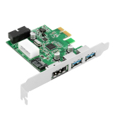 Aukey Combo PCI-E Card Adapter - thumbnail 1