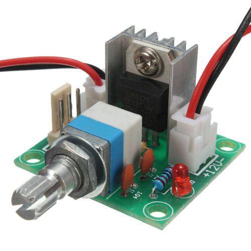 Aukey DC Linear LM317 Regulator Board Module